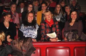 "Betriebsausflug 2014 ""The Ten Tenors"" im Circus Krone"