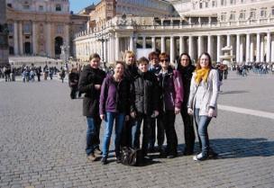 Betriebsausflug in Rom 2011